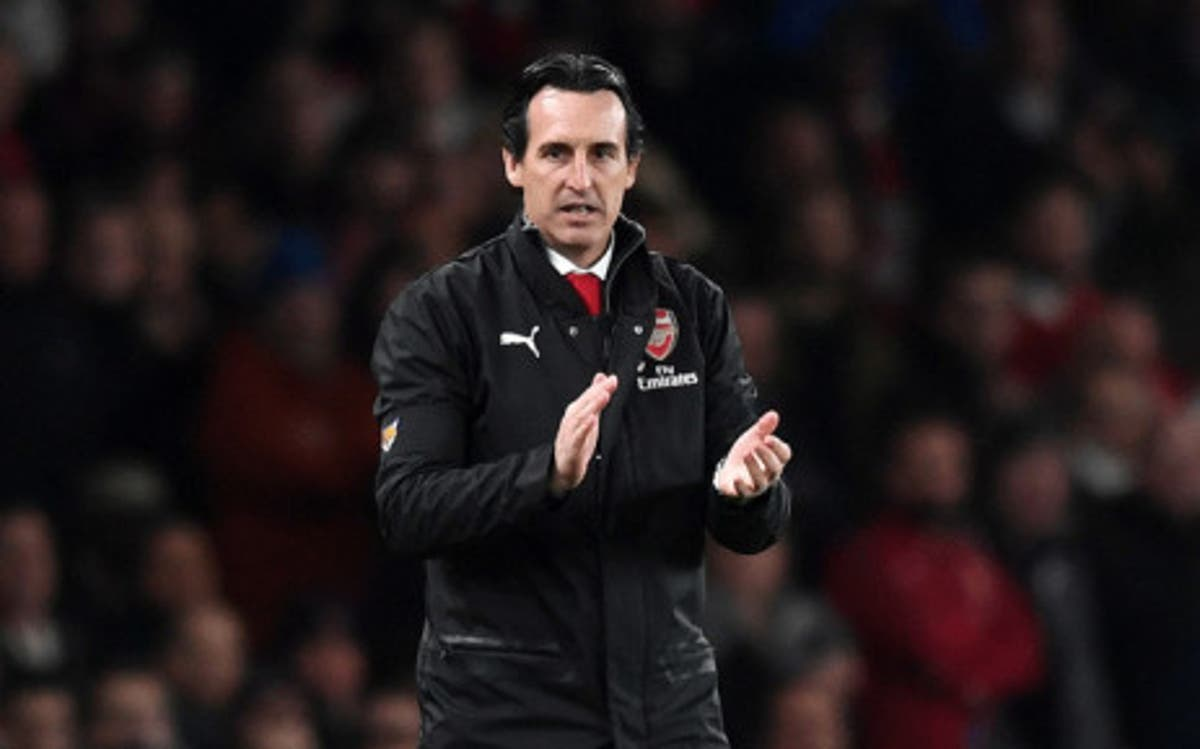 a2a358ffed7 Silverware matters most to Emery as Arsenal aim to win for missing  Mkhitaryan