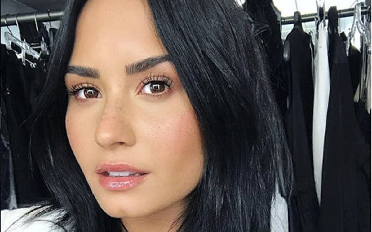 Demi Lovato tired of being 'ashamed' of her body