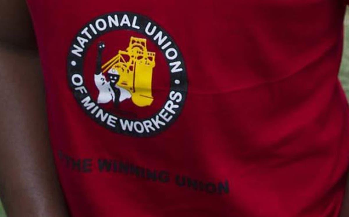NUM to strike at two Exxaro coal mines