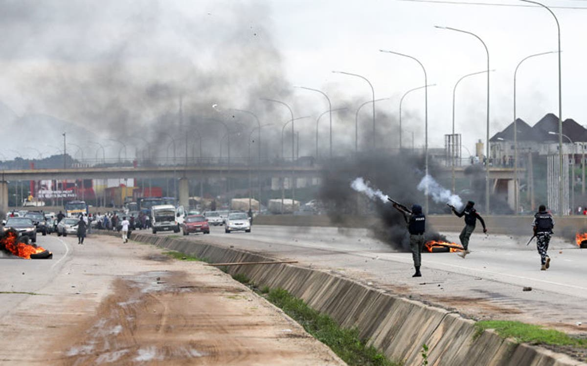 Dirco assessing damage to Nigeria embassy after xenophobia