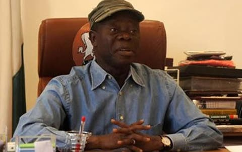 Oshiomhole giving directive to senators like head teacher to pupils – Fadahunsi