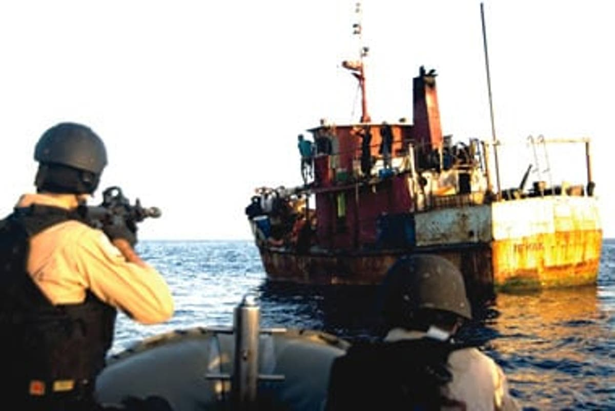 Image result for 'Pirates' kidnap 10 Turkish sailors off Nigeria coast