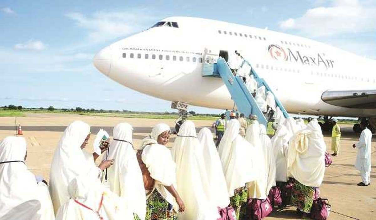 Image result for Hajj: Airlifting of pilgrims begins Saturday, says NAHCON