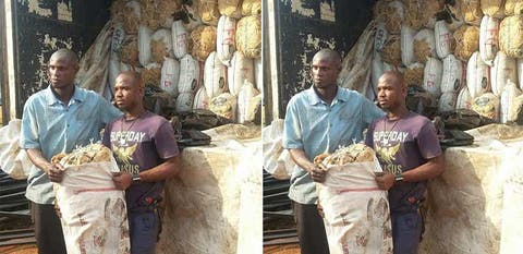 Customs intercept Indian hemp worth N160m