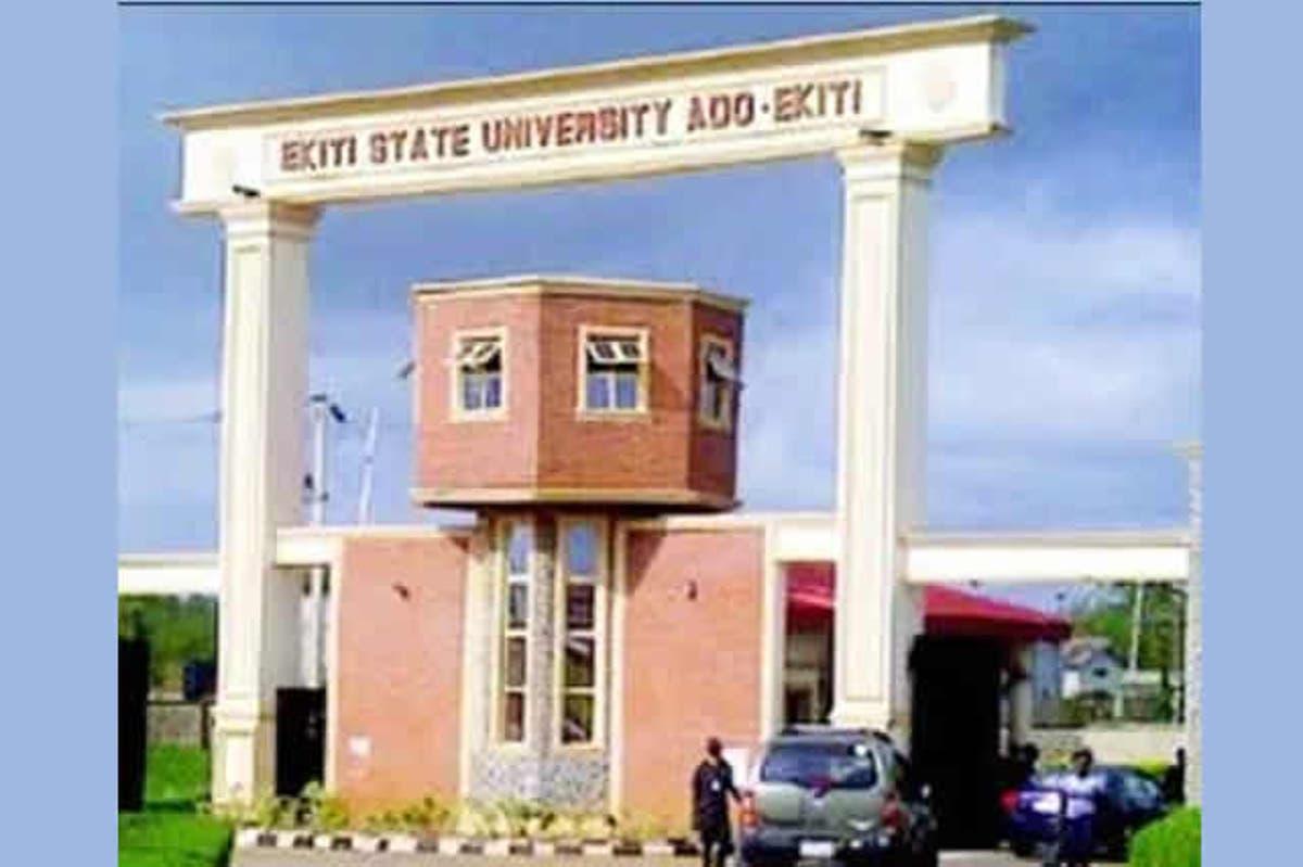 Main Entrance, Ekiti State University (EKSU). Photo: CampusBiz