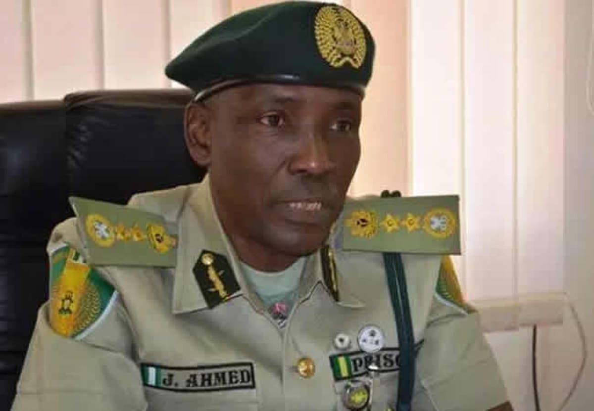 Image result for New prisons reform, unprecedented in Nigeria's history —NCS