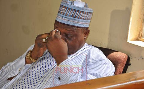 Appeal Court commutes Dariye's 14 years jail term to 10 years