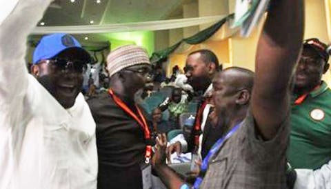 Amaju Pinnick wins NFF election