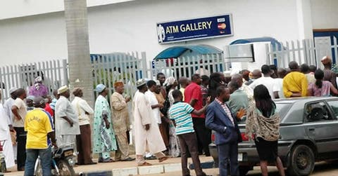 Man assisting bank customer at ATM escapes with N10,000