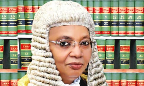 PDP asks Appeal Court president to leave presidential poll tribunal -says she's APC senator-elect's wife