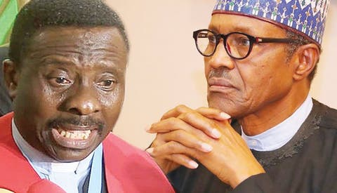 CAN visits Buhari, says APC becoming corrupt politicians' safe haven