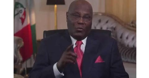 No quick fixes to Nigeria's challenges, Atiku admits