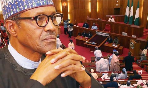 Ministerial list: Senate gives Buhari five days to submit names