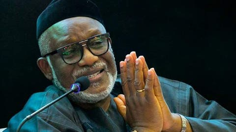 Cannabis cultivation in Ondo not yet legal, says Akeredolu