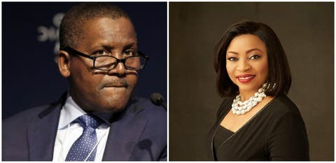 Dangote, Alakija top 2019 Forbes' list of 'poorer' African billionaires