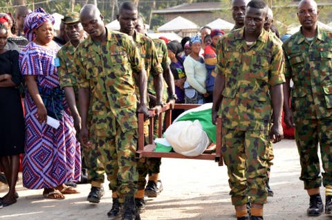South-East soldiers, biggest casualties of Boko Haram war