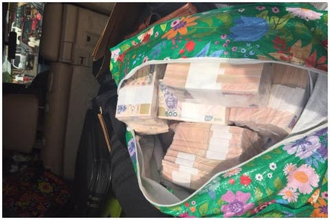 Man runs away with money after making 'special prayers' on N650,000