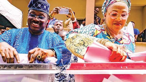 Ajimobi loses again as Ladoja, Makinde win units
