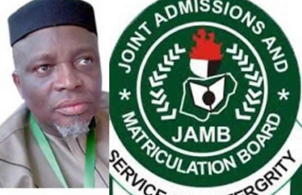 JAMB Registrar. Photo: Punch