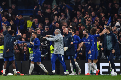 Europa League: In extra-time, we were really tired, says Sarri as Chelsea qualify for final