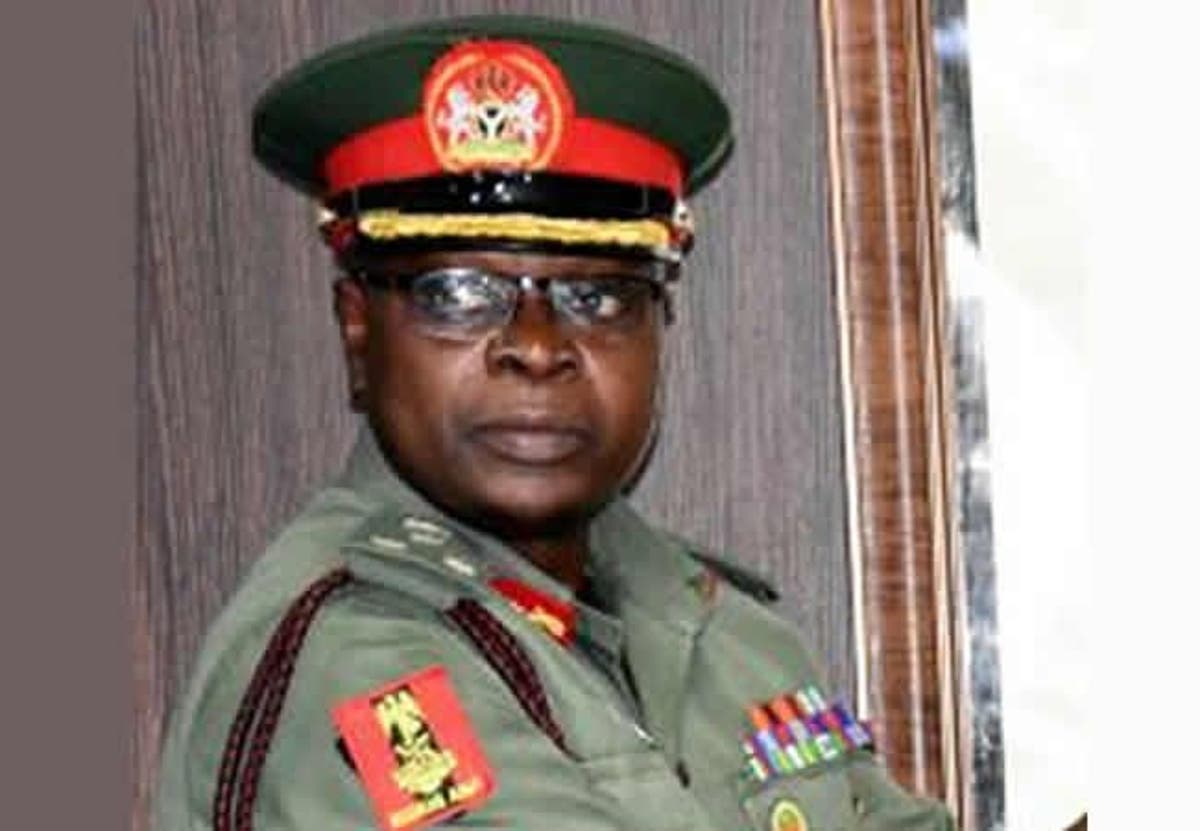 Brig. Gen. Shuaibu Ibrahim, Director General, NYSC. Photo: Punch Newspaper