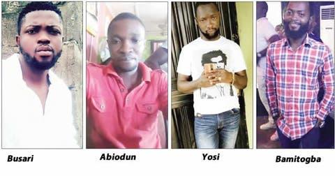 Panic as cult members kill five in Lagos community