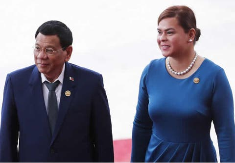 The office will destroy you - Philippine president warns daughter against succeeding him