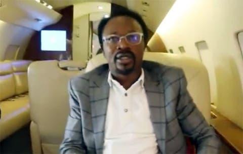 Abuja base pastor, Iginla, acquires private jet