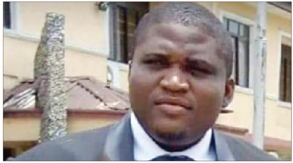 Late Chukwudi John. Photo: Punch