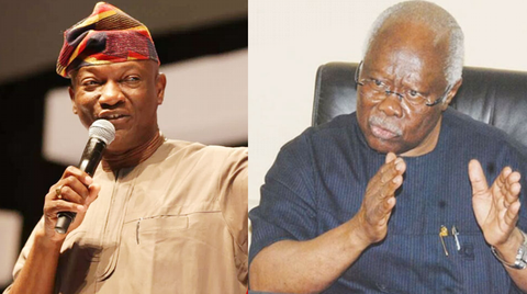 Shut up, I've not left PDP, Agbaje tells Bode George