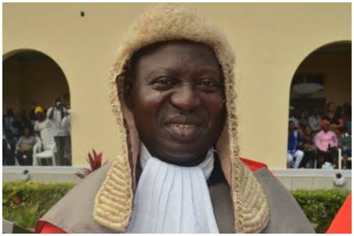 Image result for Assembly confirms Lagos chief judge