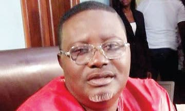 My wife criticises me if I don't play romantic roles well –Antar Laniyan