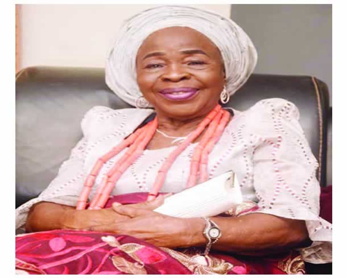 Image result for Dad was initially bitter I didn't marry an Edo man –Retired teacher, 80.
