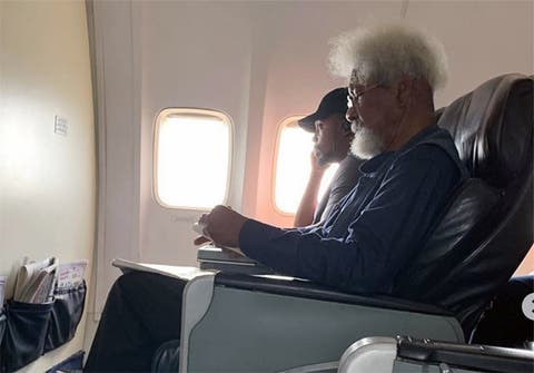 I can't wrongly pick airline seat and justify action – Soyinka