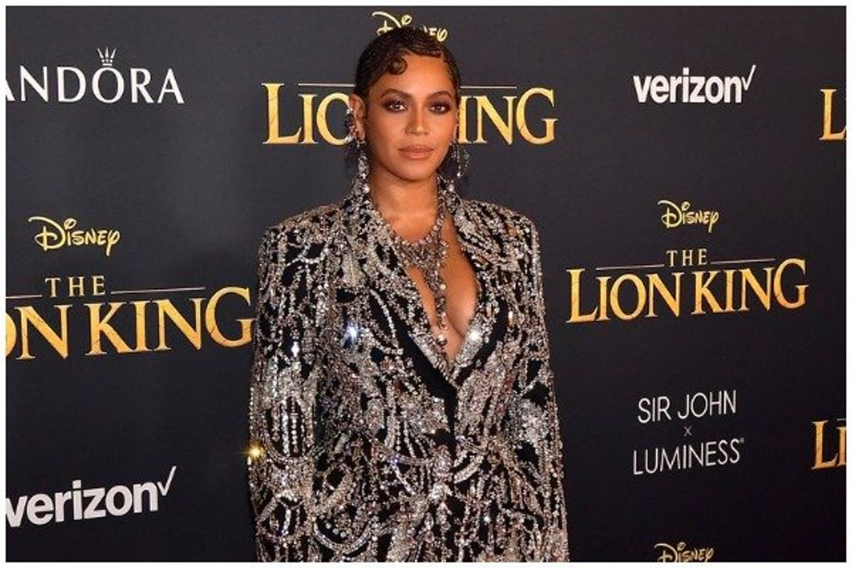 Image result for Beyonce, Ejiofor, others stun at 'The Lion King' premiere