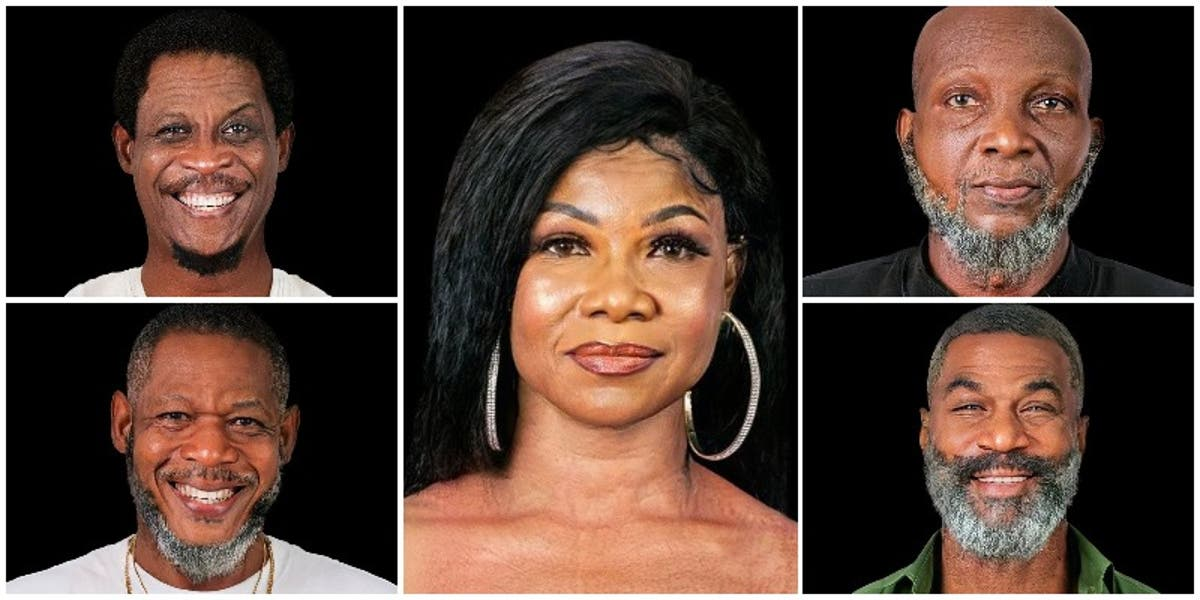 Image result for BBNaija housemates up for eviction undergo FaceApp challenge Published July 18, 2019 KINDLY SHARE THIS STORY Housemates up for eviction. Source: Twitter/ Big Brother Naija. The organisers of the 2019 Big Brother Naija reality show, on Thursday, digitally aged the housemates, who have been put up for eviction. On its Twitter handle, @BBNaija, while reminding fans to vote for their preferred housemates, the show decided to participate in the trending #FaceApp challenge. The FaceApp challenge, which has been trending online, in spite of privacy concerns, is a selfie-editing app that allows users to digitally age themselves and share photos on social media platforms. READ ALSO: Soldier drives against traffic, brutalises motorist after causing accident The housemates up for eviction include Tacha, Frodd, Seyi, Tuoyo and Mike. See their digitally aged photos: Mike is up for eviction. Source: Twitter/ Big Brother Naija. Tacha is up for eviction. Source: Twitter/ Big Brother Naija. Frodd is up for eviction. Source: Twitter/ Big Brother Naija. Seyi is up for eviction. Source: Twitter/ Big Brother Naija. Tuoyo is up for eviction. Source: Twitter/ Big Brother Naija.