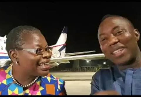 You may 'cage' Sowore but not his idea — Ezekwesili