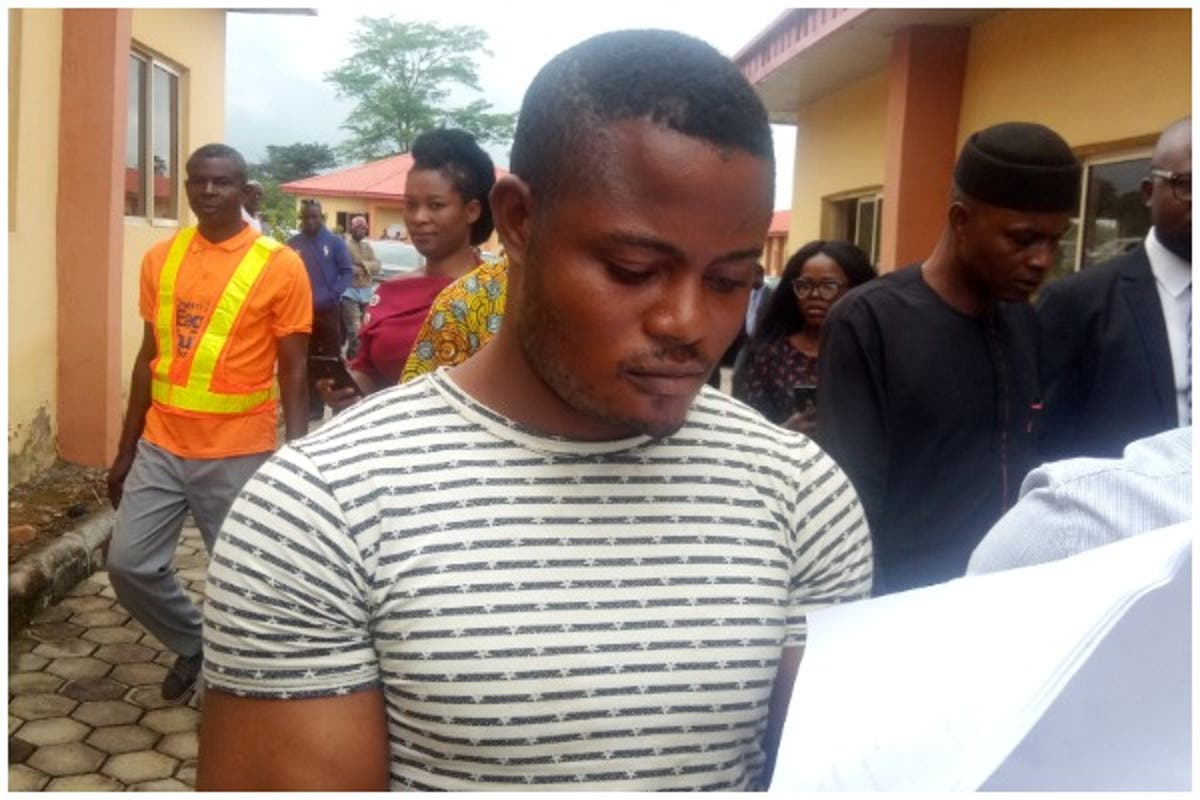 Image result for AAU student rape: I'm mentally unstable, says soldier.