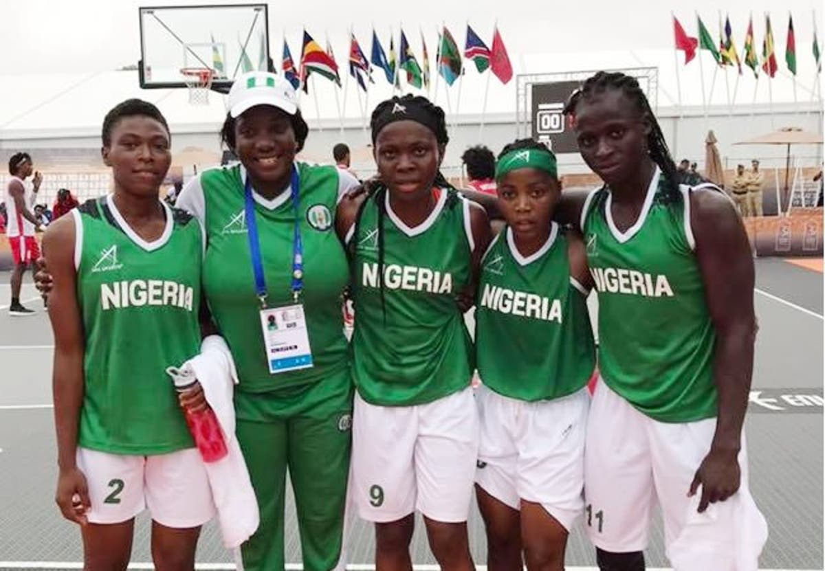 Image result for 2019 ALL AFRICA GAMES  NIGERIA WIN GOLD MEDALS IN BADMINTON, BASKETBALL