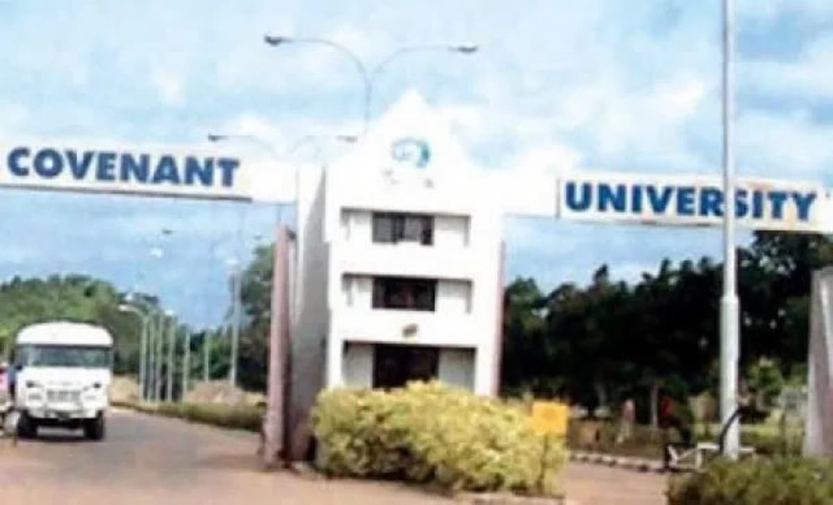 Covenant University. Photo: Punch Newspapers