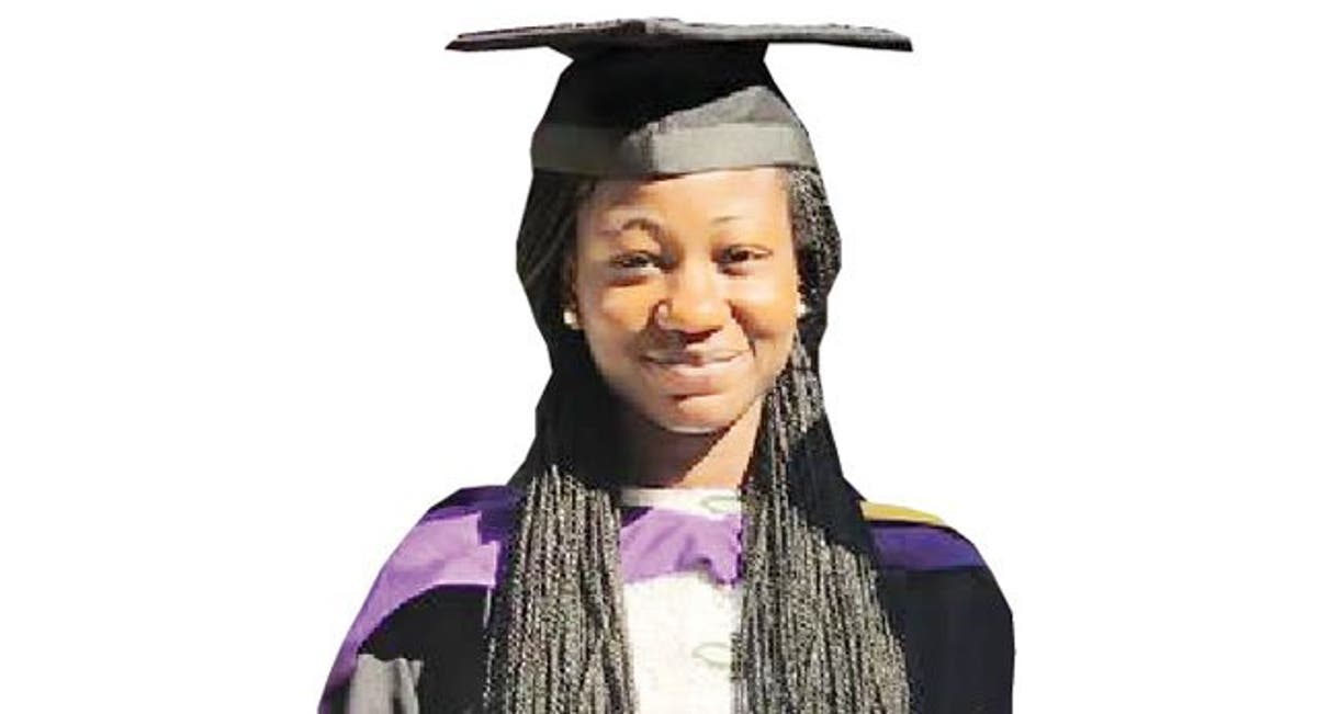 Image result for I reached varsity library's limit of borrowing 20 books at once –Anyiam-Osigwe, LSE first-class graduate
