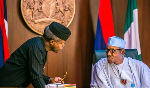 Why I didn't hand over to Osinbajo when travelling in April —Buhari