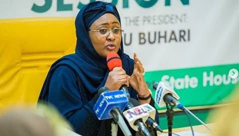Fresh crisis in Buhari's home, Aisha battles Daura family