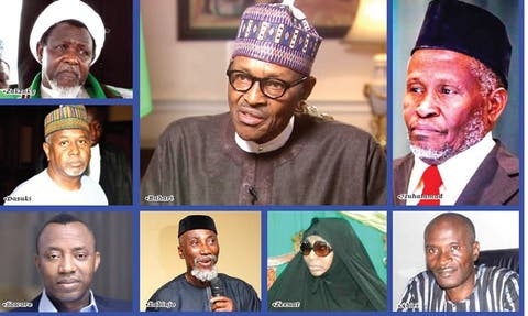Buhari govt's refusal to obey court orders lawless – Nigerians
