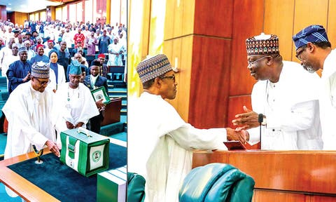 National Assembly sets November 28 target for budget passage