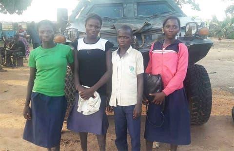 Kidnapped Kaduna schoolgirls, teachers freed