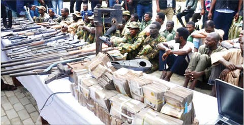 Police arrest Chadian, Nigerien kidnap suspects, recover N10m