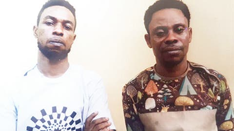 Lagos pastors arrested for conducting fake miracles