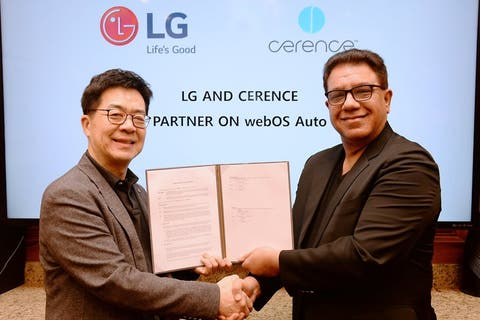 LG Cerence Partnership