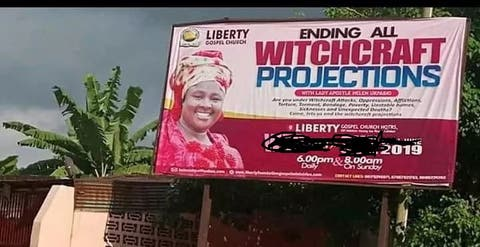 Author accuses Prophet Helen Ukpabio of being behind the torture meted out to kids accused of witchcraft